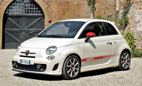 Abarth Fiat 500 by Car Images 2012 Fiat 500 Abarth