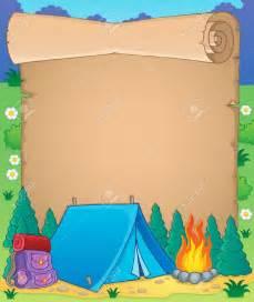 Free Camping Clip Art Borders