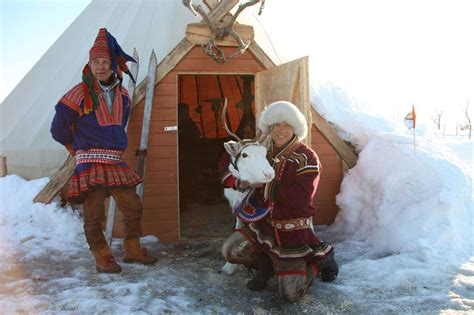 sami culture in lyngenfjord