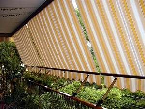 balkon stor perde