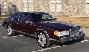 1989 Lincoln Mark Vii Bill Blass Coupe 2 Door No Reserve