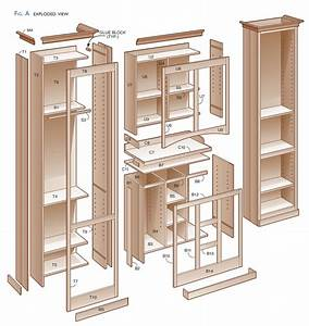 Sycamore Pantry - Popular Woodworking Magazine