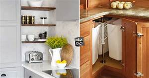 Optimiser une petite cuisine en utilisant bien les angles for Optimiser une petite cuisine
