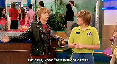 Suite Deck Gifs Disney Channel Season Funny