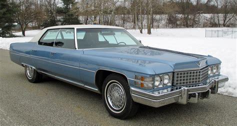 1974 Cadillac Sedan DeVille | Connors Motorcar Company