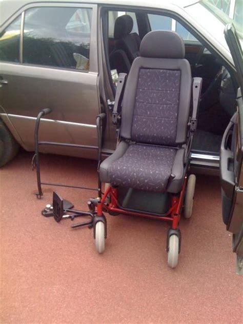 siège de handicapé troc echange siège voiture handicapé adaptable acheté