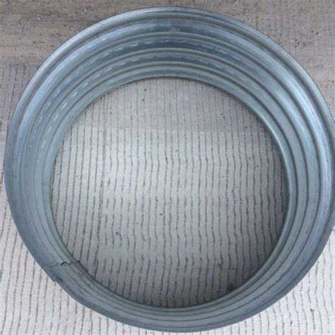 60x12 Fire Pit Ring  Standish Milling
