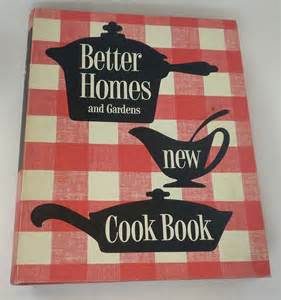 better homes and gardens new cookbook sold on ruby