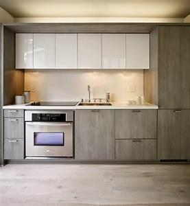 1001+ ideas de decorar vuestra cocina blanca y gris
