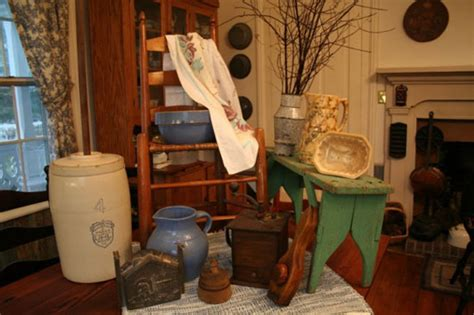 Country Primitive Home Décor: Modern Home & House Design Ideas