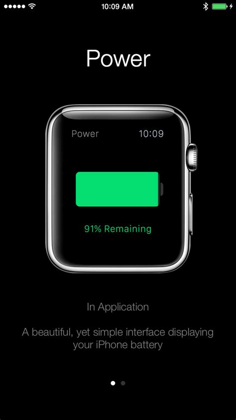 iphone displays the low battery image and is unresponsive you can now display the battery of your iphone on