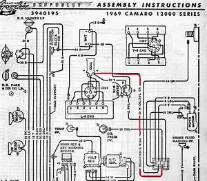 1968 Camaro Wiring Diagram