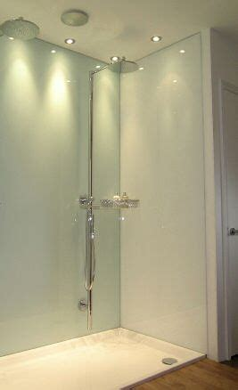 What Are Shower Walls Made Of - best 25 glass shower walls ideas on half
