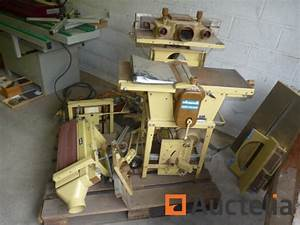 Scheppach HM 2 Kombi Wood Combined with multi-function