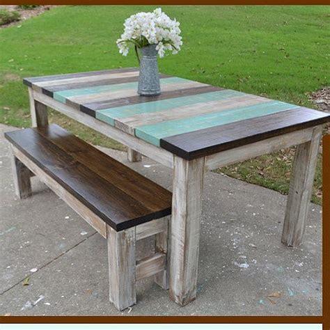 unique kitchen tables for sale whimsical farmhouse table