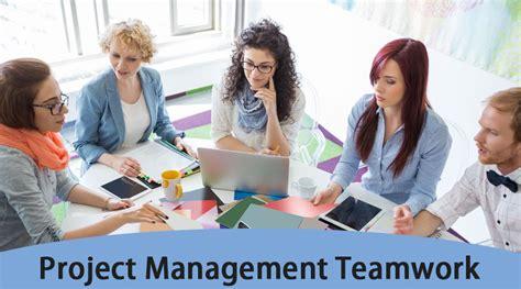 Project Management Teamwork   Important keys For ...