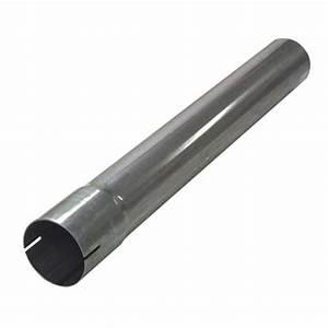 Tube Inox Echappement : tube droit d 39 chappement inox diam tre longueur ~ Melissatoandfro.com Idées de Décoration