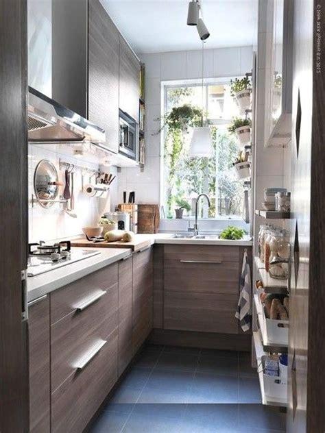 beautiful small kitchen  wooden theme arredo interni