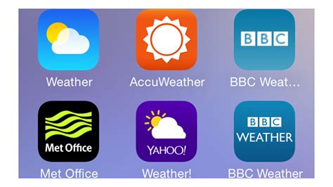 best weather app iphone the best iphone weather apps features macworld uk
