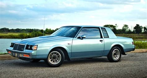 Buick Regal T Type 2015 by Originali T 1985 Buick Regal T Type A Turbocharge