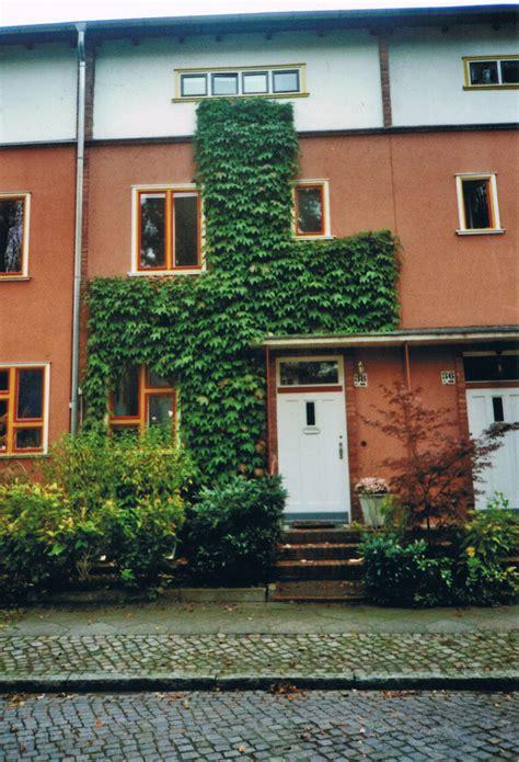 Haus Kaufen Berlin Bruno Taut by Siedlung Onkel Toms H 252 Tte Bruno Taut Berlin 1926 1931
