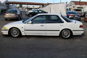 1990 Acura Integra Sedan Manual 4 Cylinder No Reserve