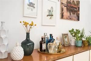 Deko Ideen Fürs Wohnzimmer : 2017 01 23 vintage deko wohnzimmer 7 leelah loves ~ Bigdaddyawards.com Haus und Dekorationen