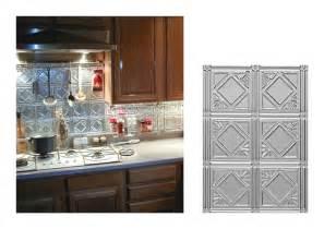 metal backsplash kitchen kitchen backsplash ideas decorative tin tiles metal backsplash