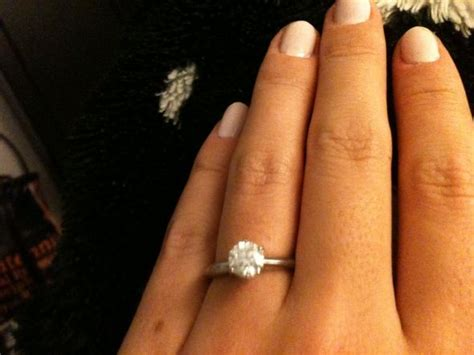 princess cut black ring 1 carat engagement ring andino jewellery