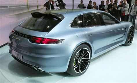 Is A Porsche Midsized Sedan Going To Become A Reality?