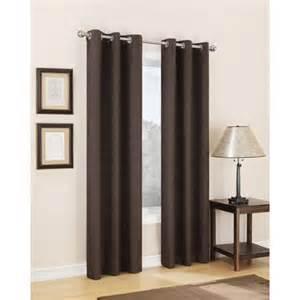 carter printed thermal grommet curtain panel walmart com