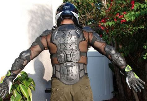 Customer Image Gallery For Motorcycle Full Body Armor