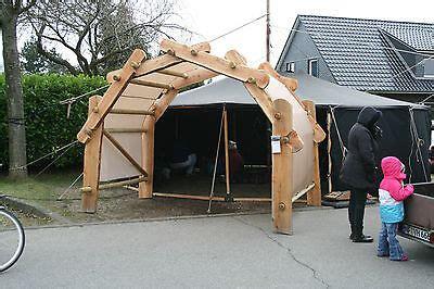 unterstand holz bausatz der k 214 nigsbogen carport unterstand holz pavillon bausatz 220 berdachung marktstand eur 1 299 00
