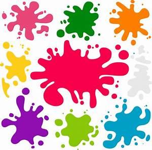 Tache De Couleur Peinture Fond Blanc : taches de peinture couleurs splash projet boud 39 choumins kedge business school ~ Melissatoandfro.com Idées de Décoration