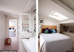 idees rangement pour petite chambre visuel 7 With idee pour petite chambre