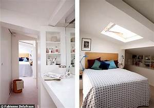 decorer une chambre mansardee 5 idees rangement pour With decorer une chambre mansardee