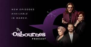 Listen To Full First Episode Of 'The Osbournes' Podcast ...