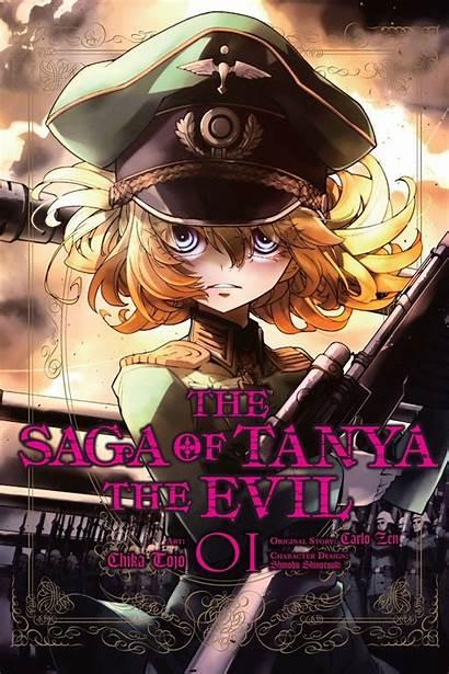 Tanya Evil Starttermin Zweiten Saga Teil Zum