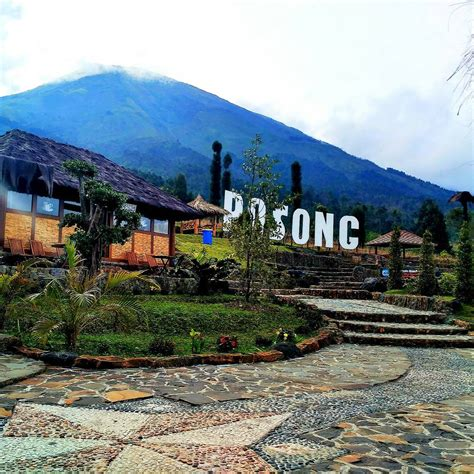 posong temanggung wisata alam lembah sindoro posong