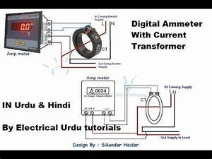Embed Digital Voltmeter   Ammeter Dc Ek