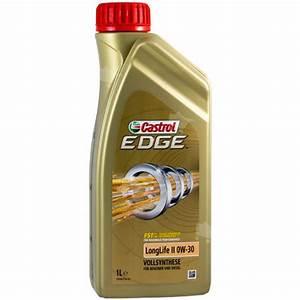 Castrol Edge 0w30 : castrol edge 0w 30 longlife ii 1l ~ Melissatoandfro.com Idées de Décoration