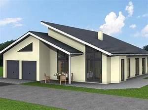 Kleinen Bungalow Bauen : bungalow 163 hauswerk gmbh ~ Sanjose-hotels-ca.com Haus und Dekorationen