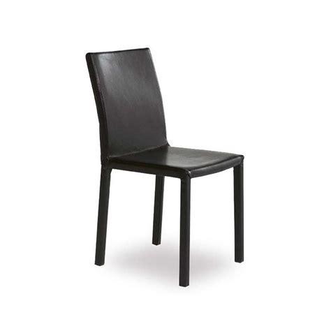 chaise de salle chaise de salle à manger contemporaine gala 4 pieds