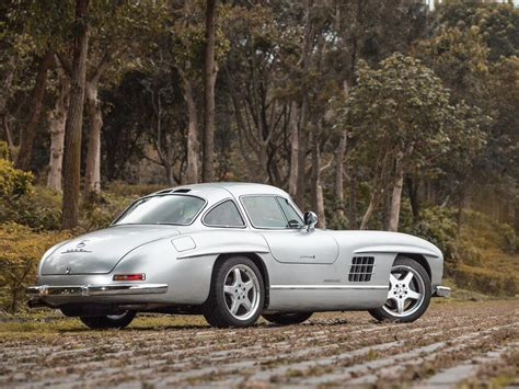 Mercedes Gullwing by 1954 Mercedes 300 Sl Gullwing Amg V8 Up For Grabs
