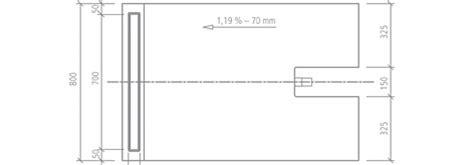 wedi fundo plano linea wedi fundo plano linea das flachste wedi komplettsystem mit linienentw 228 sserung wedi de