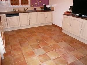 Rénovation Carrelage Sol : renovation carrelage sol cuisine 20170724112600 ~ Premium-room.com Idées de Décoration