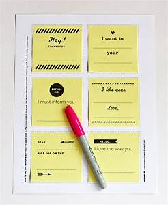 print your own post it notes how about orange With how to print on post its