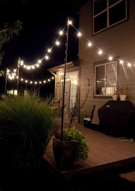 How to host a backyard barbecue party with less stress (photo credit: 25+ Awesome Backyard Lighting Ideas for Your Home 2020