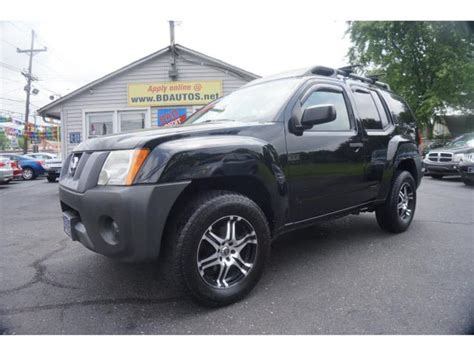 2007 Nissan Xterra Mpg by 2007 Nissan Xterra Road 4dr Suv 4wd 4l V6 5a In