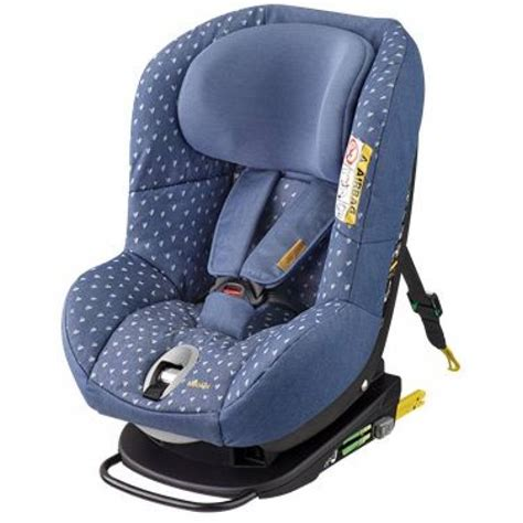 attache siege bebe siège auto milofix denim hearts bébé confort outlet